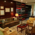 PRESIDENT JK'S PRIVATE LIBRARY